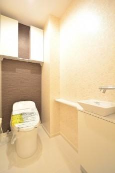 シャンボール新中野 トイレ
