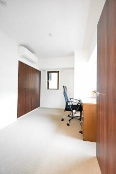 ヴァンヴェール南平台 4.9帖のベッドルーム