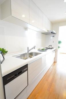 ヴァンヴェール南平台 キッチン