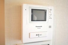 成城エコーハイツ TVモニター付きインターホン803