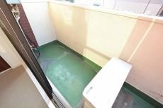 ヴァンヴェール南平台 ベッドルームのバルコニー501