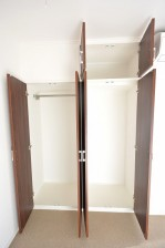 ヴァンヴェール南平台 4.88帖ベッドルームのクローゼット501