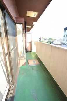 ヴァンヴェール南平台 バルコニー501