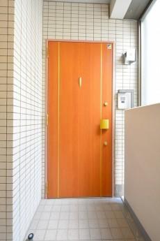 ニューシティアパートメンツ市谷加賀 玄関ドア