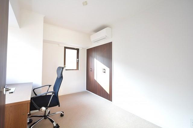 ヴァンヴェール南平台 4.90帖のベッドルーム401