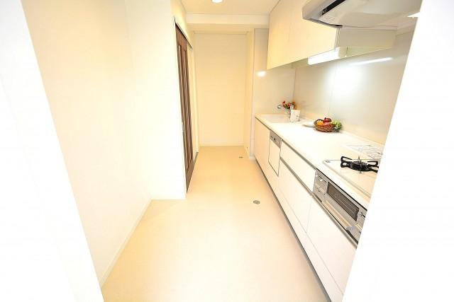 ヴァンヴェール南平台 独立キッチン401