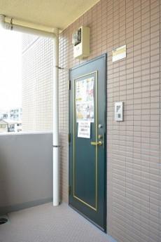 マイキャッスル五反田南 玄関ドア