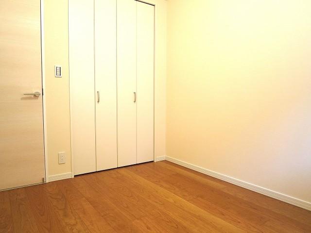 音羽ハウス 5.0帖のベッドルーム