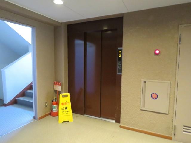 マンション第二恵比須苑 エレベーター