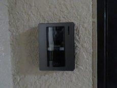 マンション第二恵比須苑 TVモニター付きインターホン