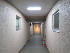 マンション第二恵比須苑 共用廊下