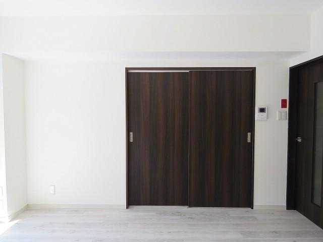 マンション第二恵比須苑 洋室扉