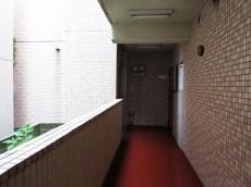 目白台芙蓉ハイツ 外部廊下
