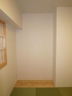 目白台芙蓉ハイツ 約4.0帖の和室