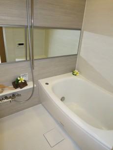 サンクタス池袋ベルマージュ ゆったりムードのバスルーム