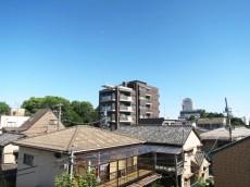 藤和護国寺コープ バルコニーからの眺望307