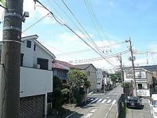 エス・コート駒沢 2階からの眺望