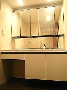 オーベル三軒茶屋 洗面化粧台
