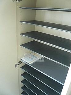 田園調布スカイハイツ 玄関収納