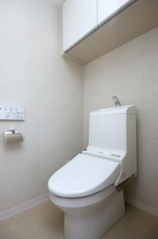 モンフォアイエ五反田 トイレ