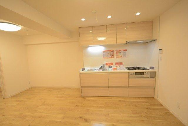 東品川ハウス_2SLDK キッチン