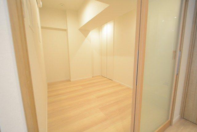 麻布十番中央マンション 洋室3.4