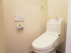 ハイネス中野 トイレ2