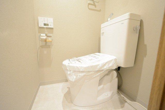 麻布十番中央マンション トイレ