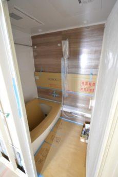 ベルシャトウ上高井戸 浴室