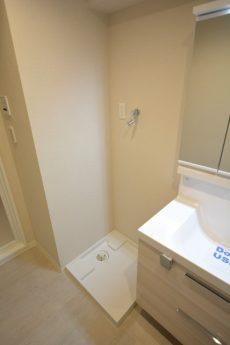 マンション小石川台 洗面室