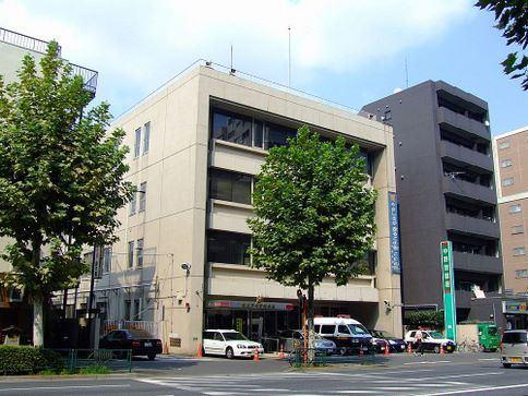 中野永谷マンション 中野警察署