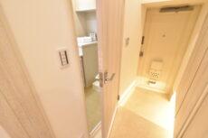 新宿パークサイド永谷 洗面室