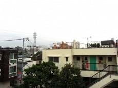 柿の木坂コーポ 眺望