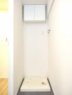ガーデンハウス 洗濯機置場