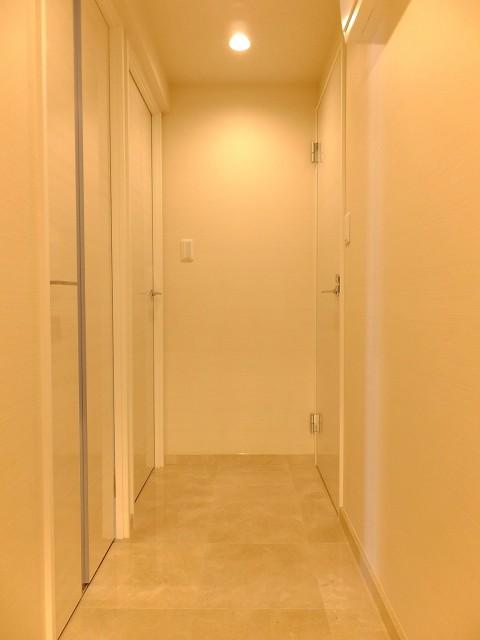 玉川台スカイマンション 廊下