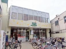 玉川台スカイマンション 駅前スーパー