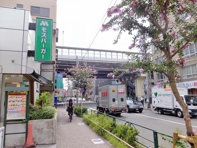 玉川台スカイマンション 駅前