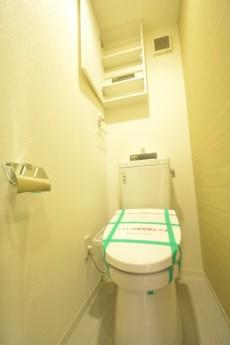砧フラワーマンション トイレ