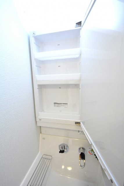 砧フラワーマンション 洗面台