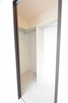 神宮前コーポラス 7.5帖ベッドルームのWIC