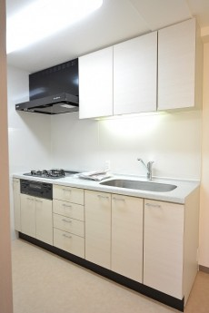 アールヴェール新宿弁天町 システムキッチン402