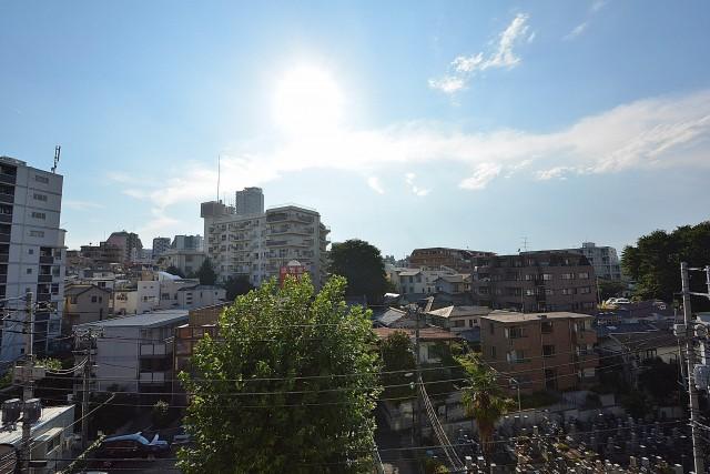アールヴェール新宿弁天町 眺望402