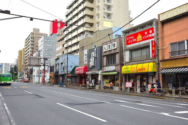 マンション小石川台 春日通り