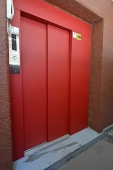 日興パレス南麻布第2 エレベーター