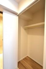 ファミール六本木 ベッドルーム2のクローゼット