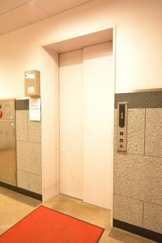 南平台セントラルハイツ エレベーター
