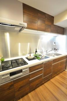 ファミール六本木 キッチン