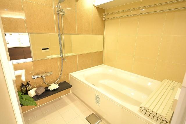 ファミール六本木 バスルーム