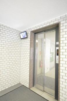 ファミール六本木 エレベーター