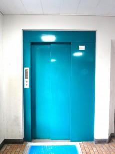 ハラダ面影マンション エレベーター